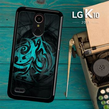 Blue Ace Of Spades R0103 LG K10 2017 / LG K20 Plus / LG Harmony Case