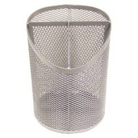 Metal Mesh Angled Pencil Cup - Room Essentials™