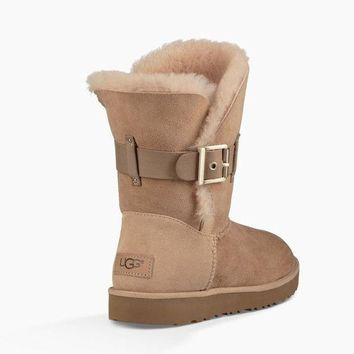 UGG Women Fashion Casual Fur Winter In Tube Boots Shoes G