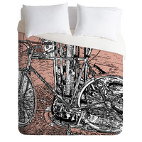 Romi Vega Bike Duvet Cover