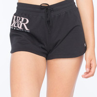 YOUNG & RECKLESS Core Logo Womens Shorts | Shorts