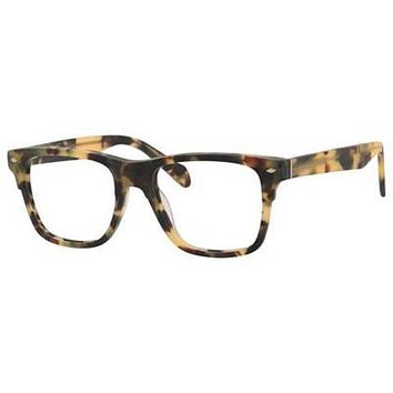 Fossil - Fos 7031 50mm Matte Green Havana Eyeglasses / Demo Lenses