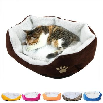 Comfortable and Soft Pet Bed 50x40cm