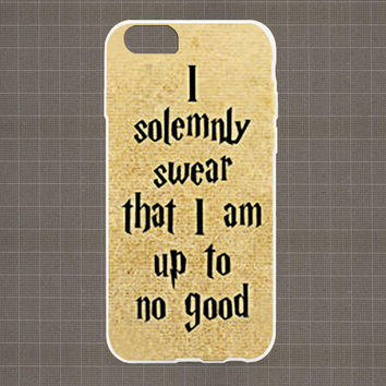 Harry Potter Quote iPhone 4/4S, 5/5S, 5C Series Hard Plastic Case