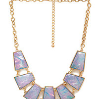 How Holographic Necklace