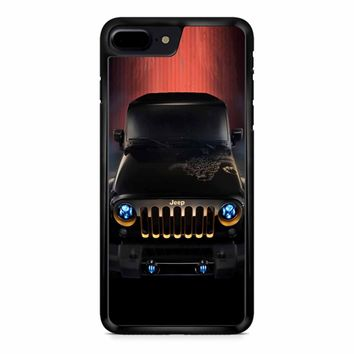Jeep Wrangler iPhone 8 Plus Case