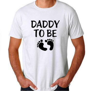 Daddy To Be - Father T-shirt