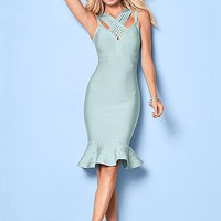 Aqua Slimming Strappy Dress from VENUS