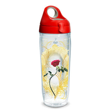 Disney - Beauty and the Beast: Rose Wrap With Lid | Tervis Official Store