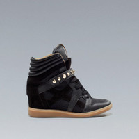 STUDDED SNEAKER - Shoes - TRF - New collection - ZARA United States
