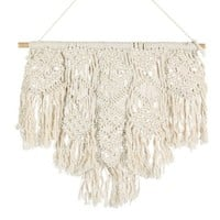 """Soul of the Party - 20"""" Macrame Wall Hanging"""