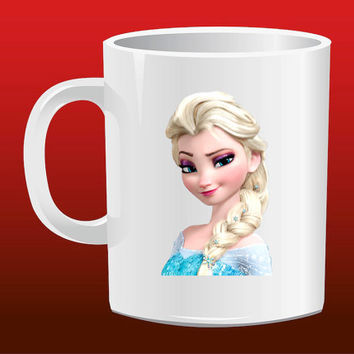 Elsa Disney Frozen 2 for Mug Design