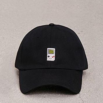 CRSHR Video Games Graphic Cap