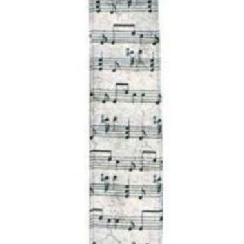 Hanging Tapestry - Musical Notes