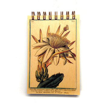 Desert Flower Notepad