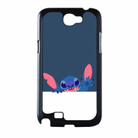 Hello Stitch Disneylilo & Stitch Samsung Galaxy Note 2 Case