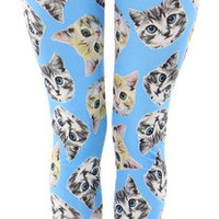 CAT HEADZ LEGGINGS