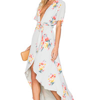 Privacy Please Krause Dress in Mint