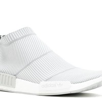 Ready Stock Adidas Nmd Cs1 Pk City Sock Grey White Sneakers Sport Running Shoes