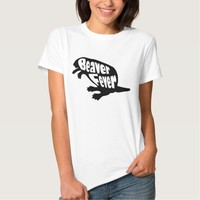 Beaver Fever Funny Lesbian LGBT Pride Tee Shirts