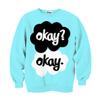 Okay Okay Crew-neck Sweatshirt
