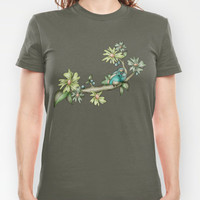 Loving you (version III) T-shirt by Carina Povarchik | Society6
