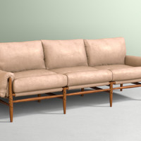 Rhys Three-Cushion Sofa