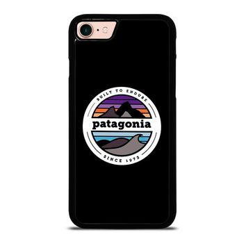 BUILT ENDURE PATAGONIA iPhone 8 Case