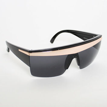 Deadstock Sunglasses - Hot Space (Black)