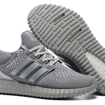 Adidas Yeezy Ultra Boost Grey Men/Women shoes