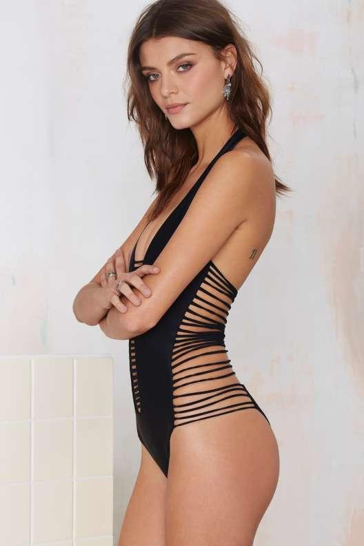 67d0859b07 Nasty Gal Up to No Good Swimsuit from NASTY GAL