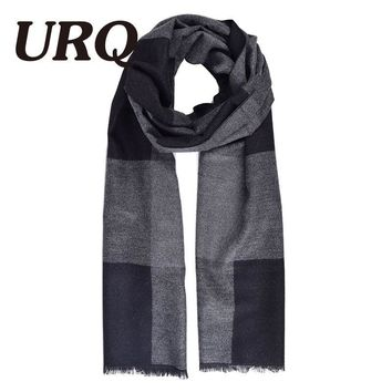 plaid scarf for men tartan soft Imitation cashmere warm scarves check Famous Designer Brand Scarves Hot Sale New Mans Winter