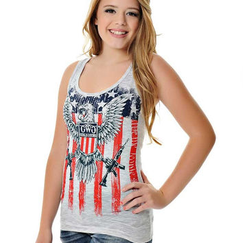 GWG 2nd Amendment Tank