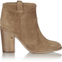 Laurence Dacade - Pete suede ankle boots
