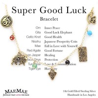 The Super Good Luck Bracelet