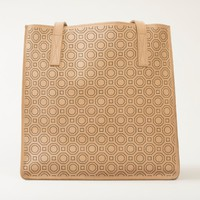Octagon & Square Shapes Tote