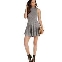 Heather Gray Twirl Girl Tunic