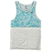 Nike SB DFT Camo Block Tank Top - Men's at CCS
