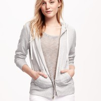 Relaxed Zip-Front Hoodie for Women | Old Navy