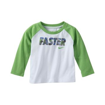 "Nike Air Max 90 ""Faster"" Infant/Toddler Boys' T-Shirt"