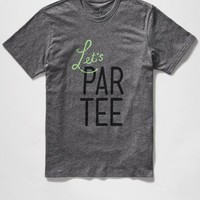 Bonobos Men's Clothing | The Par Tee - Grey