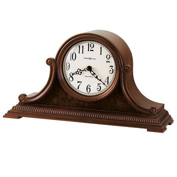 Howard Miller Albright Chiming Mantel Clock - Westminster or Ave Maria Chimes