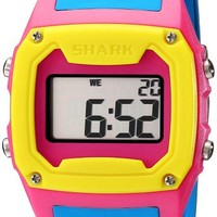 Freestyle Unisex 101810 Shark Classic Tri-Tone Digital Sport Watch