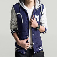 Men Hoodies Strong Character Stylish Casual Hats Jacket [6528753219]