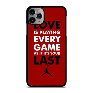 QUOTE MICHAEL JORDAN iPhone Case Cover