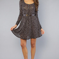 The Hidden Falls Dress in Jet Black by Obey | Karmaloop.com - Global Concrete Culture