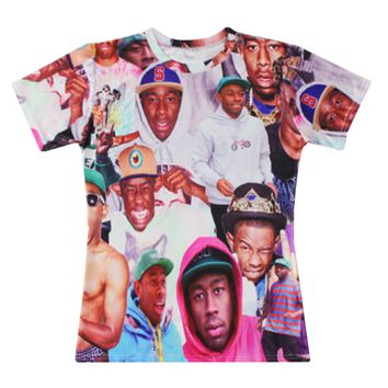 TYLER ALL OVER TEE