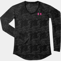 Girls' UA Studio Long Sleeve