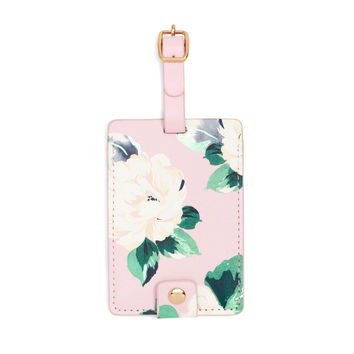 The Getaway Luggage Tag, Lady of Leisure