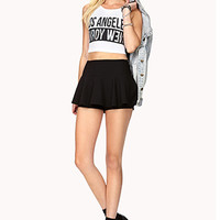 Cool Girl Ruffle Skort